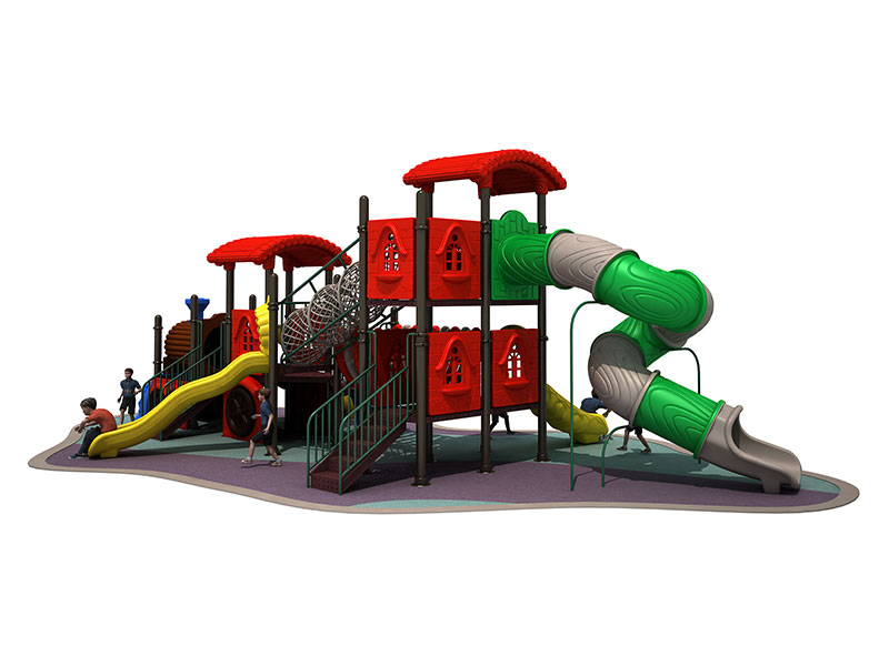 Big Children's Outdoor Playground Near Me TMS-001