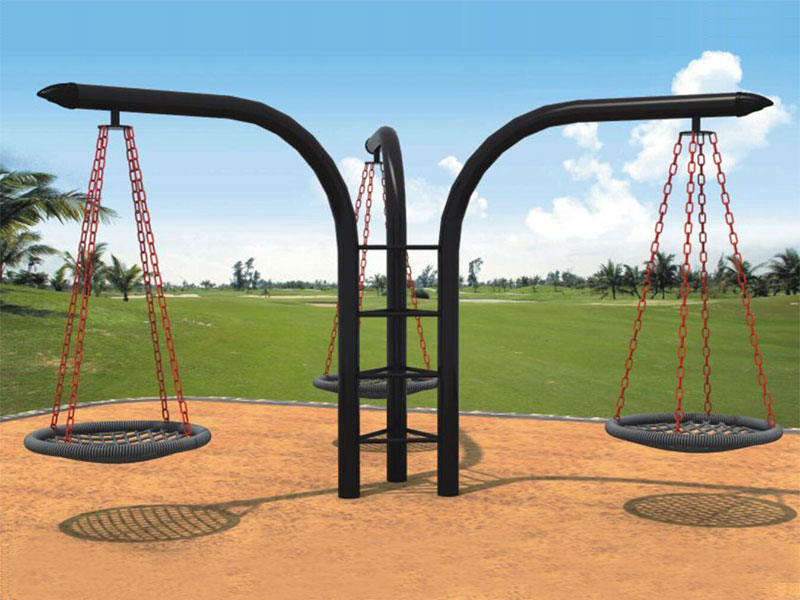 Outdoor Popular Tire Swing for Toddlers SW-021