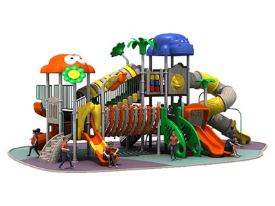 Daycare Playground Equipment for Kids 3-12 Olds DW-008