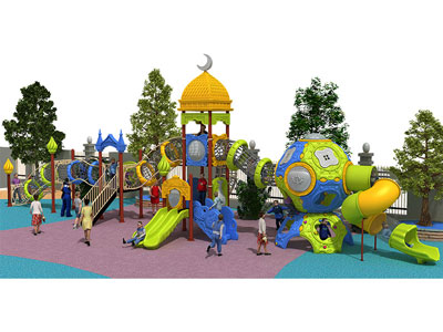 Plastic Amusement Park Equipment for Sale in South Africa ZHS-002
