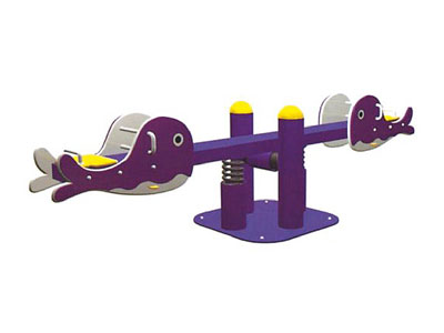 Outdor PE Board Plastic Seesaw for Toddlers SS-015