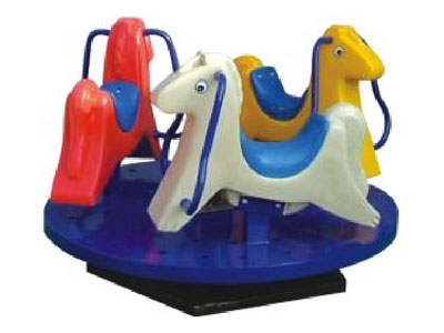 Outdoor Merry Go Round Horse for Parks MG-005
