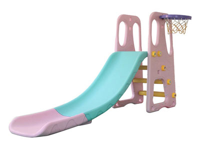 High Quality Toddler Slide Set with Baskets SH-003