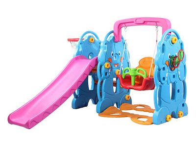Cheap Indoor Kids Slide Set for Home Use SH-012